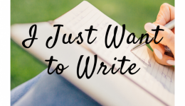 I Just Want to Write