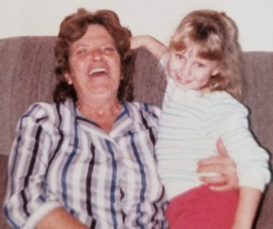 5 year old me and gma (2)